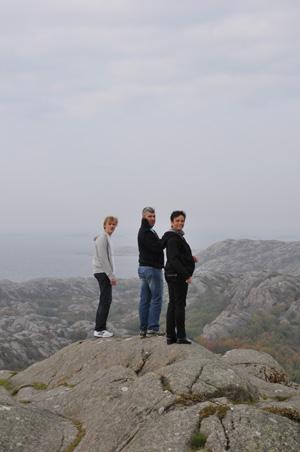 Jesper, Dick och Helen